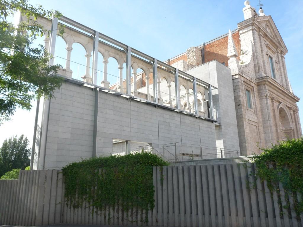 Archivo Municipal Valladolid - Iglesia de San Agustín 04