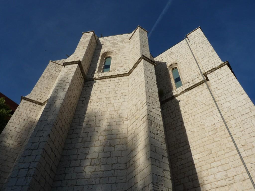 Archivo Municipal Valladolid - Iglesia de San Agustín - Ábside 13
