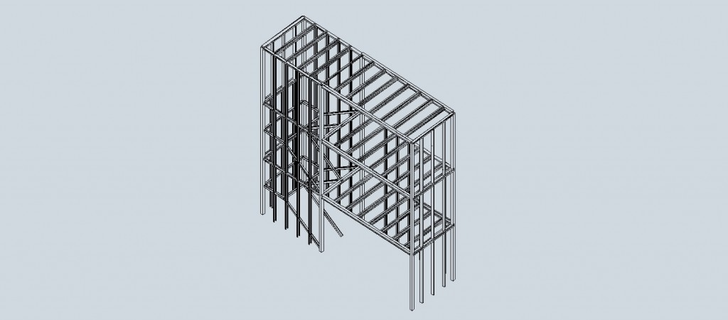 Estructura Módulo 3D