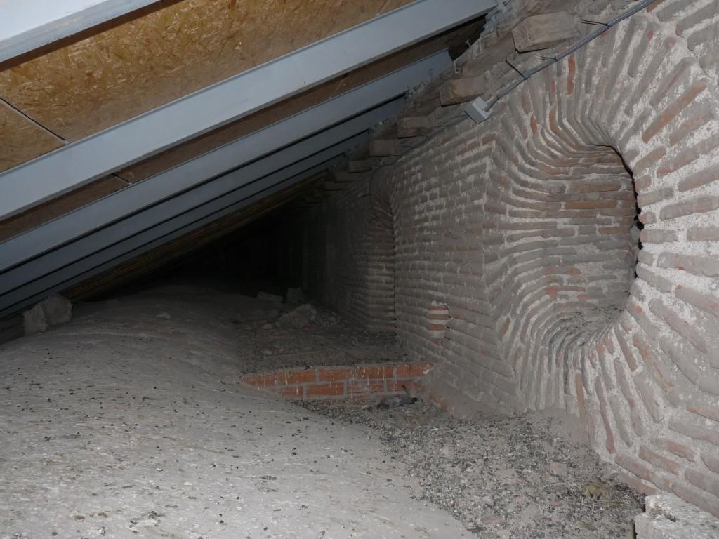 089 Trasdós bóveda norte