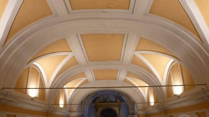 097 Vista de la nave central desde el coro