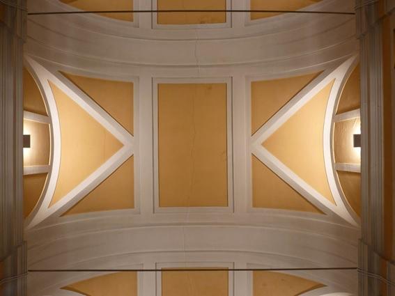 Bóveda nave central