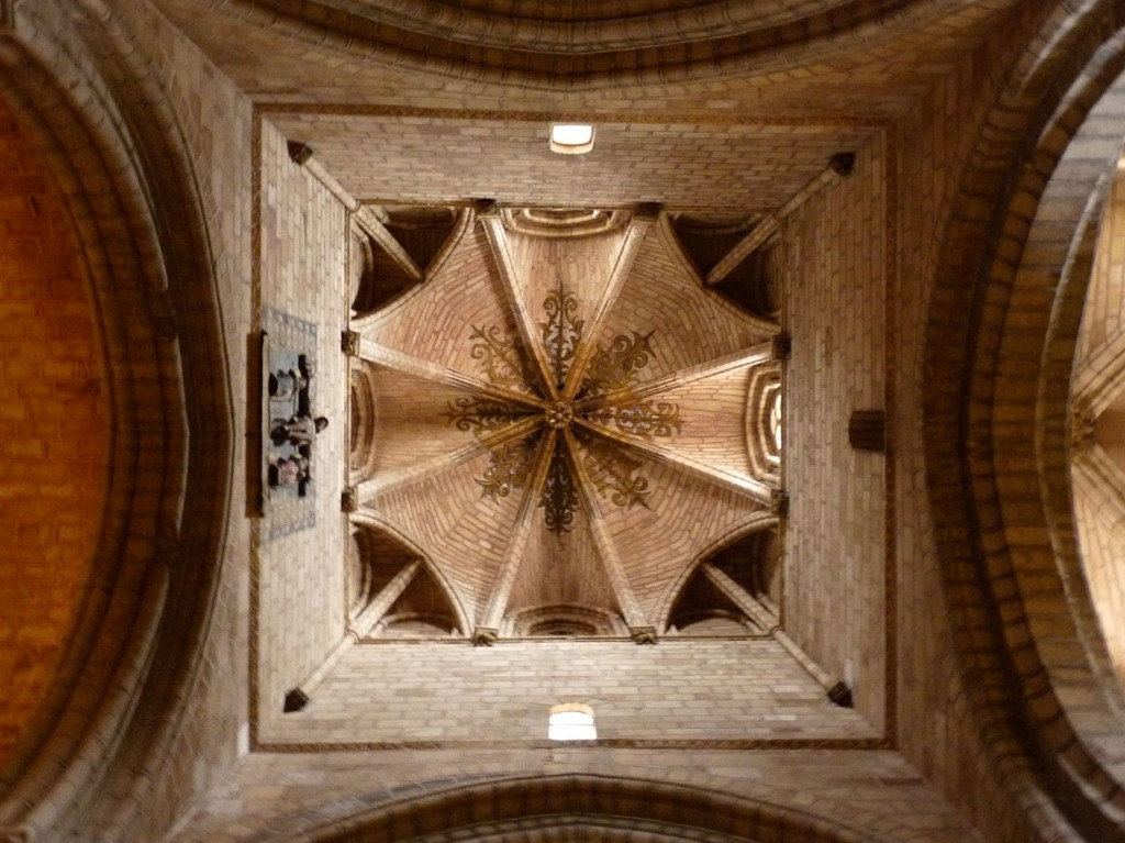 Basílica de San Vicente en Ávila -  Cimborrio