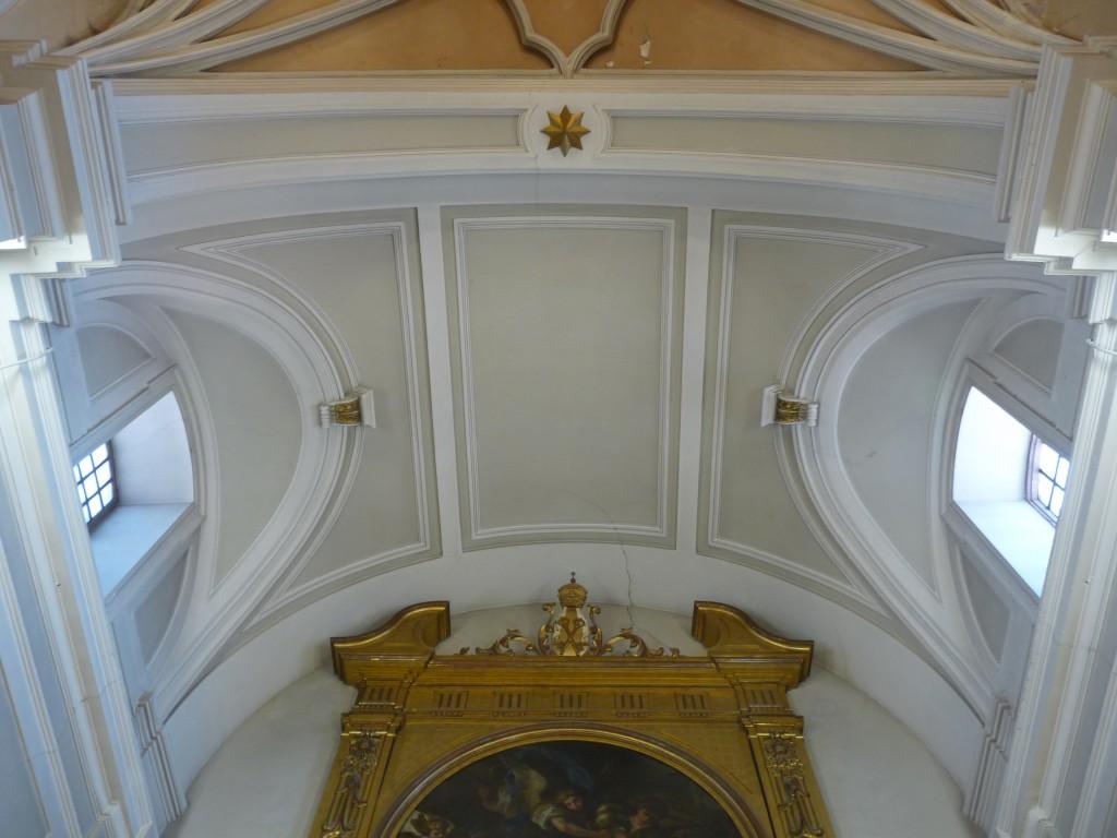 San Pedro ad Víncula - Bóveda del Presbiterio