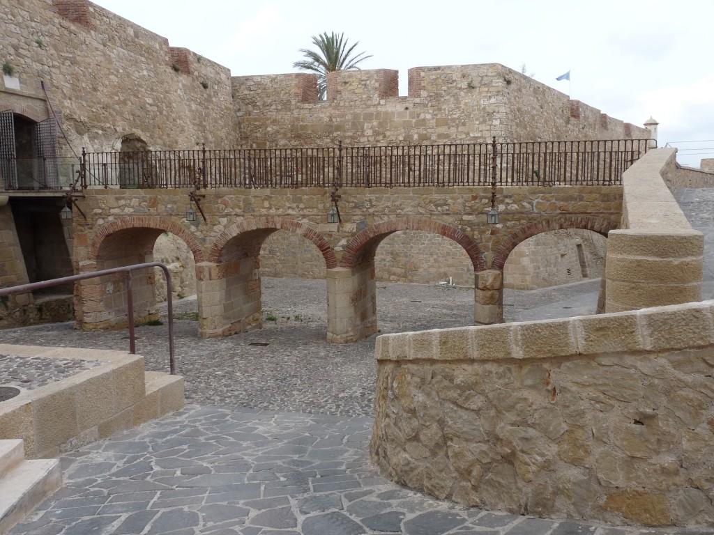 Melilla - Foso del Hornabeque