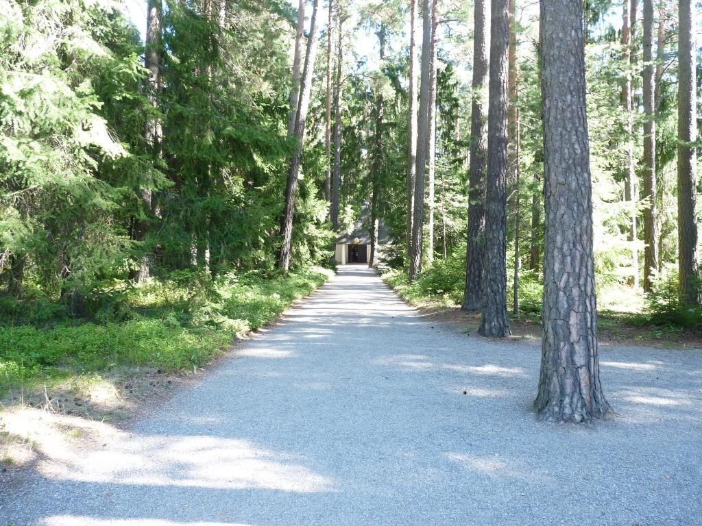 Capilla en el Bosque - Asplund