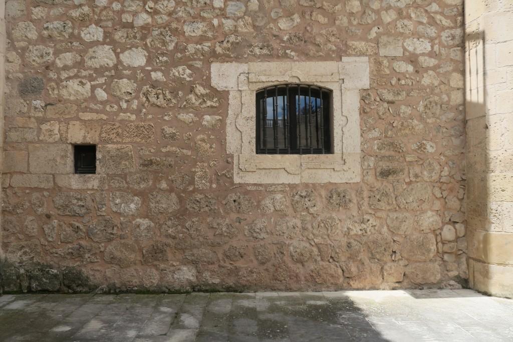 Hospital del Rey. Casa de los Romeros