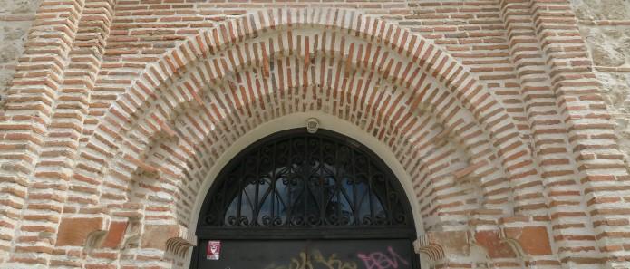 Ermita de Santa María la Antigua de Carabanchel - Portada 00