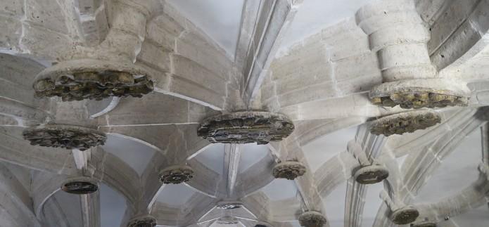 Iglesia de San Martín Mota del Marqués Bóvedas 12