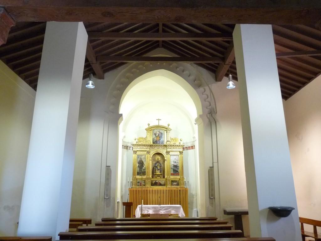 Ermita de Santa María la Antigua de Carabanchel - Interior