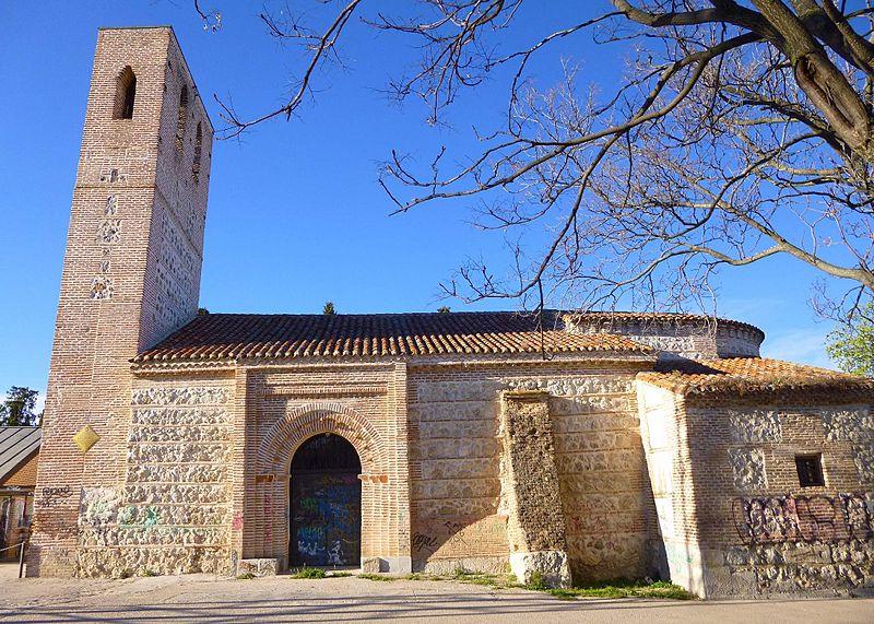 Ermita de Santa María la Antigua de Carabanchel - Vista general